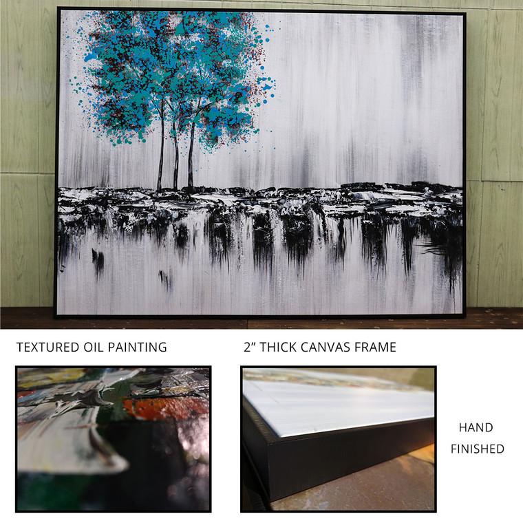 G19 Canvas Art