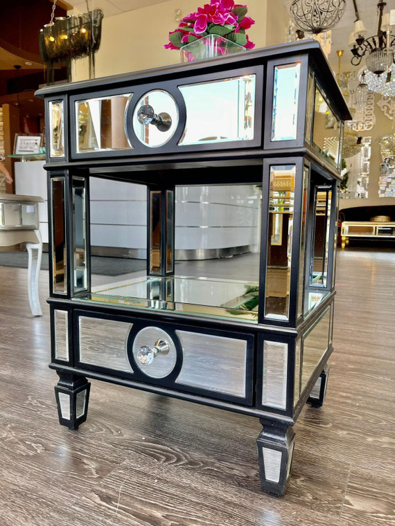 F-1B Side Table