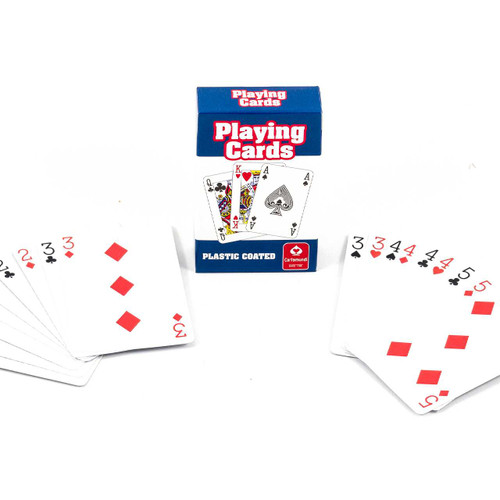 Printed Playing Cards