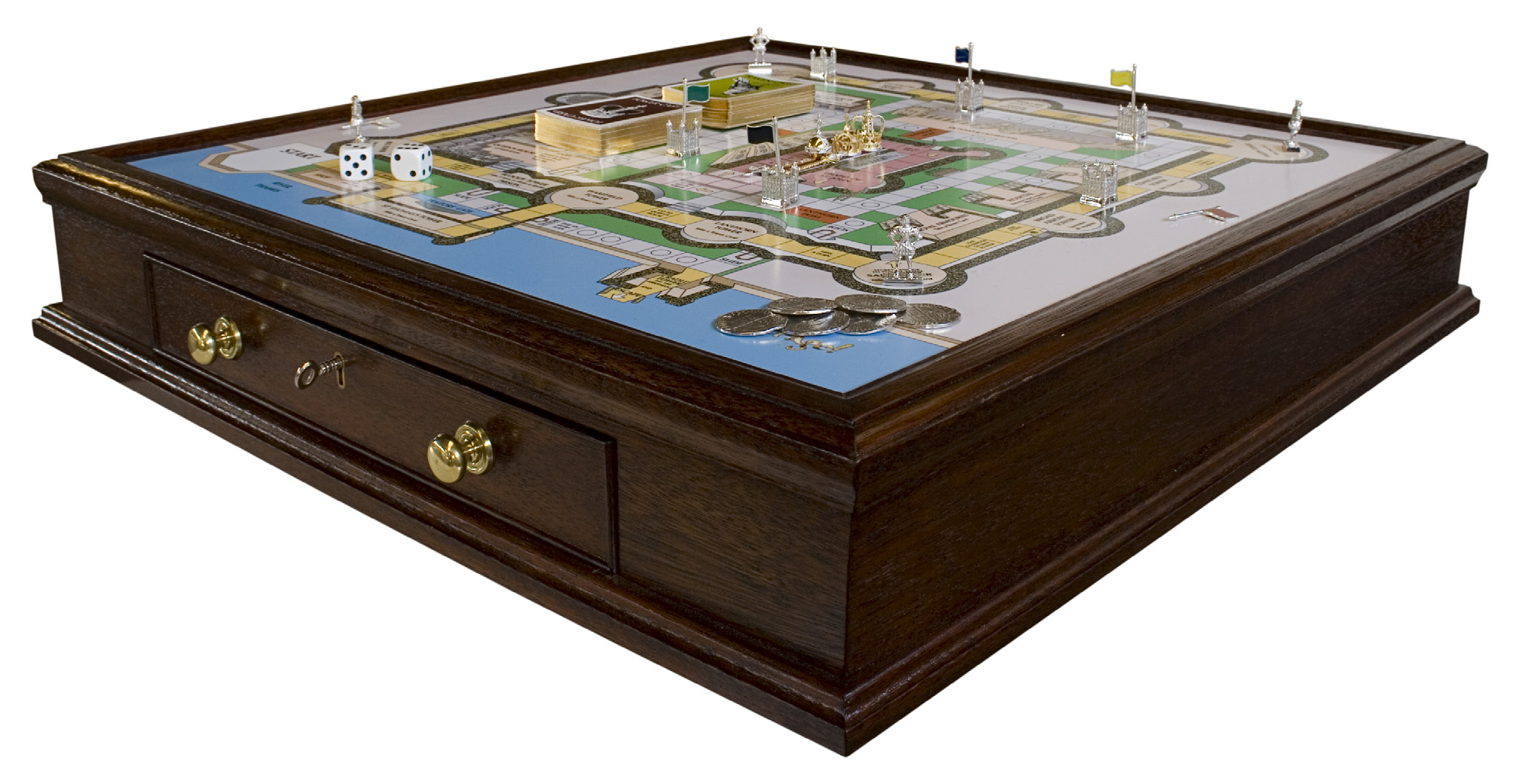 Deluxe Wooden Outrage Board Game