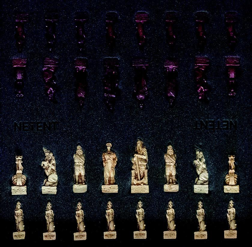 Promotional Viking Chess Set