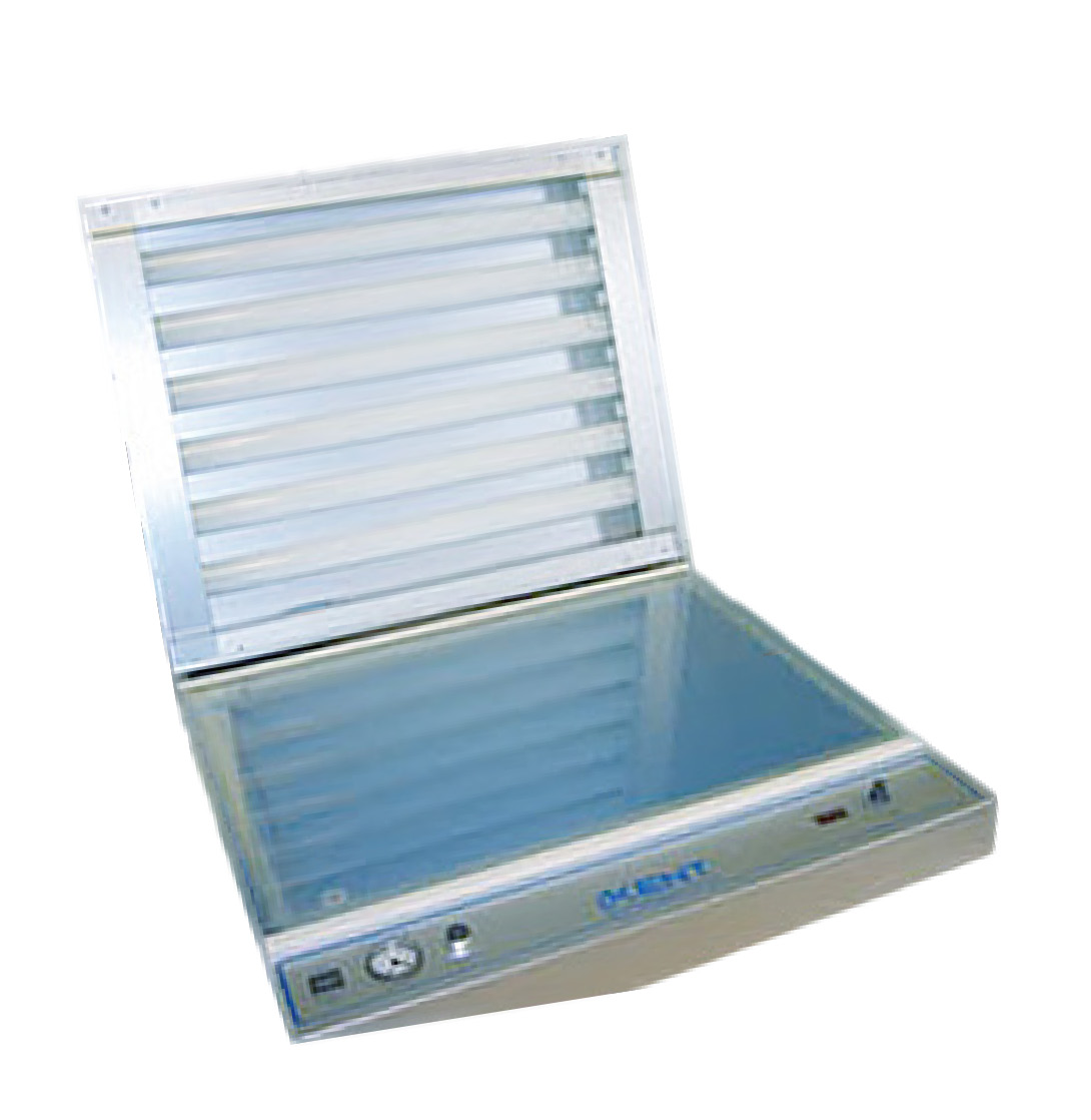 Exposure Unit for making pad printing plates