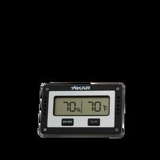 Xikar Rectangular Digital Hygrometer