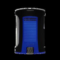Colibri Daytona Single Lighter Black & Blue