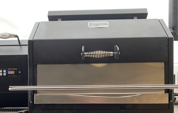 640 BBQ Grease Gutter