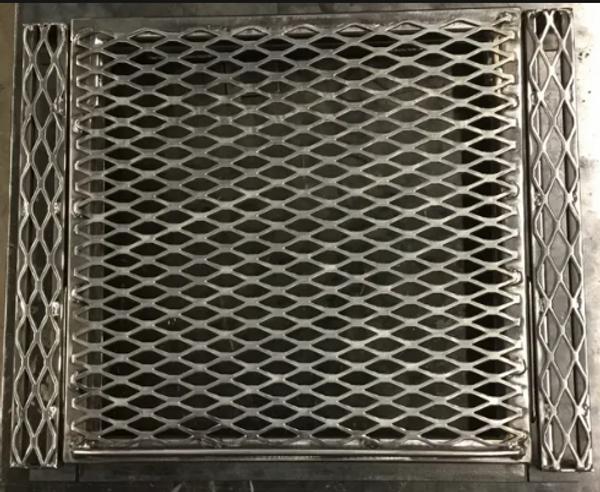 480 BBQ Sliding Shelf