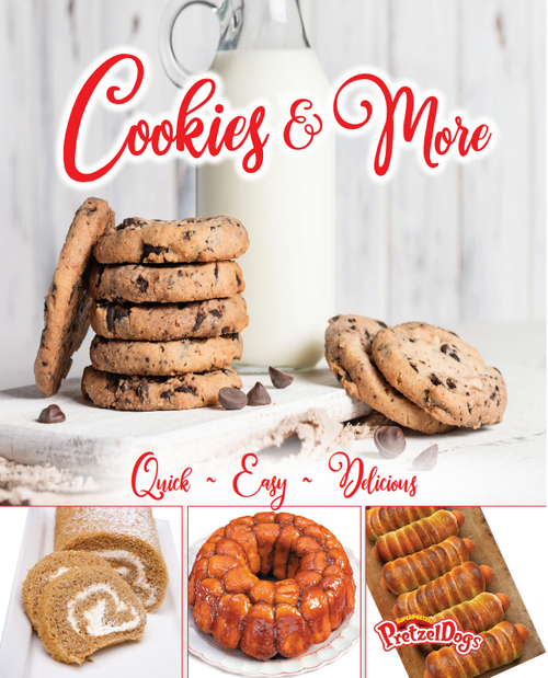 Cookies & More - Learn More!