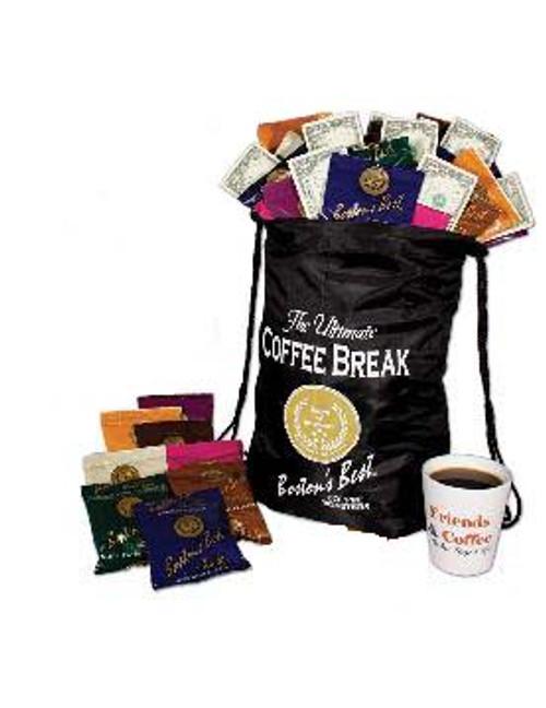 Bostons Best Coffee Backpack Fundraiser