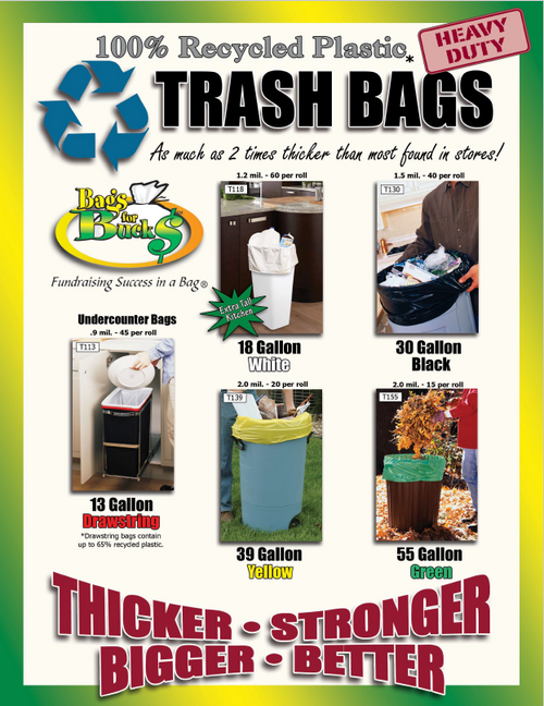 Bags for Bucks - Learn More!