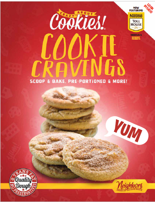 Crazy About Cookies - Learn More!