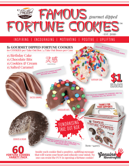 Famous Fortune Cookies