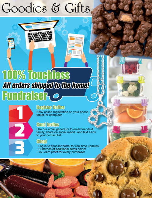 Goodies & Gifts Online Fundraiser- Learn More!