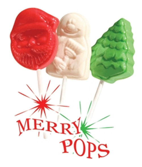 Out of Stock  Merry Pops Christmas Lollipop Candy Fundraiser