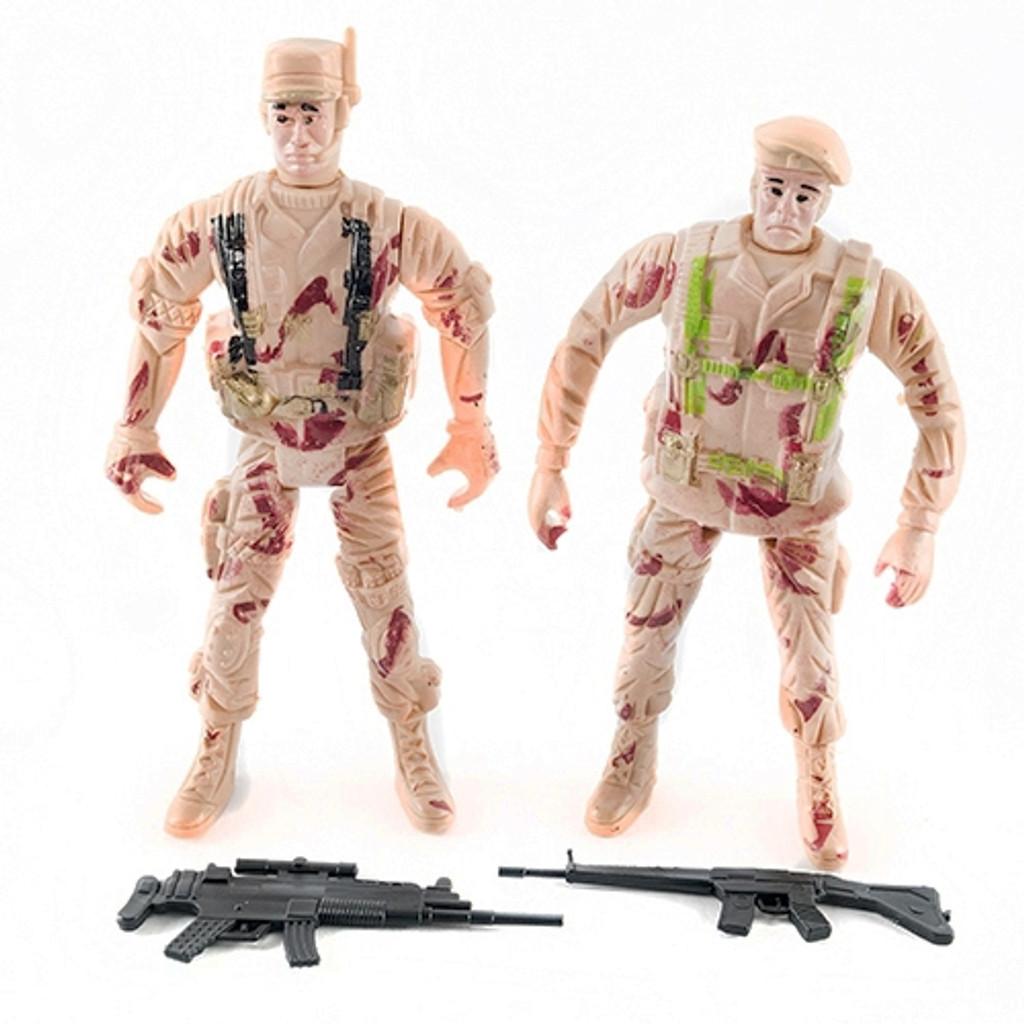 Soldier Set - 2 per pack  - SKU F17430A