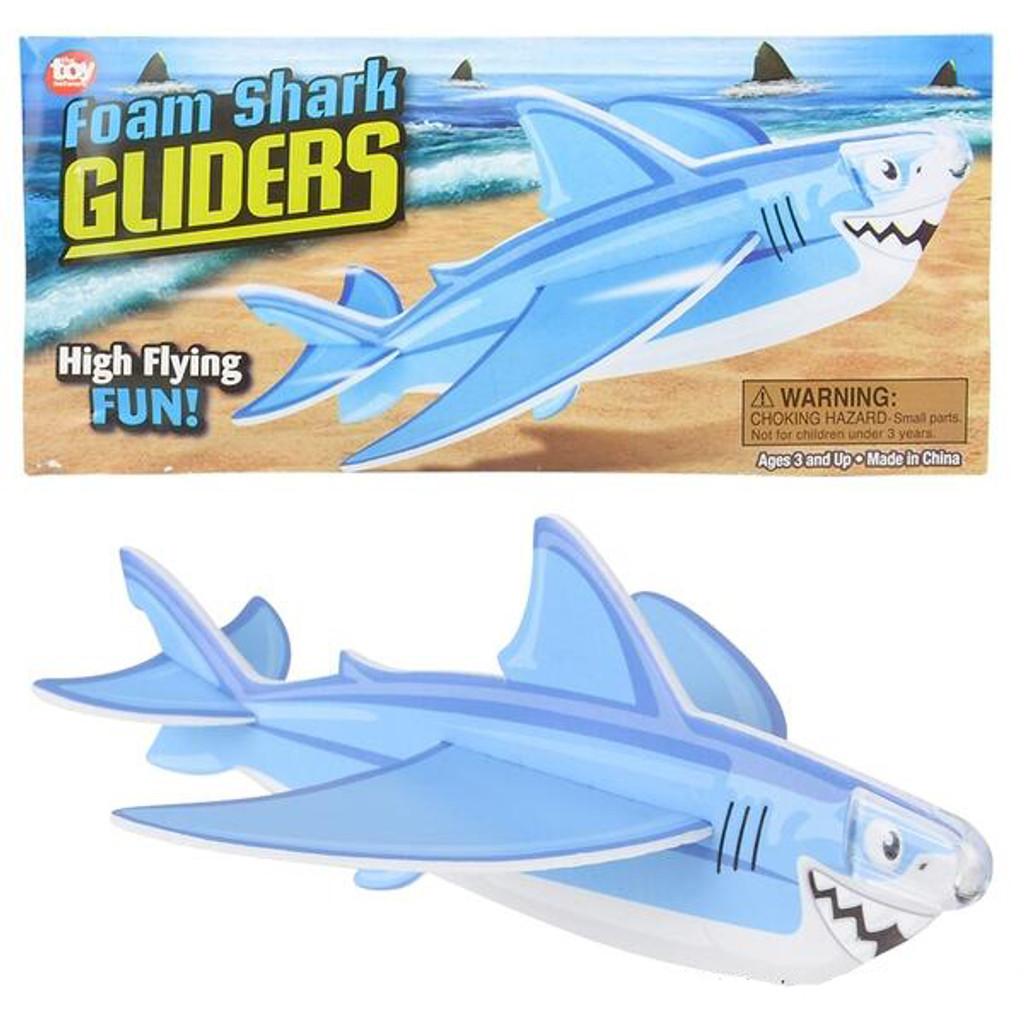 Foam Shark Glider, 48ct