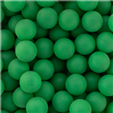 Ping Pong Balls - Dark Green - 144 per pack - SKU M03740