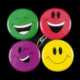 Smile  YoYos - 12 per pack - SKU J16510