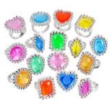 Jewel Rings - 144 per pack - SKU S16720