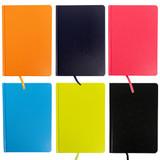 Journal with Elastic - 6 per pack - SKU G05920