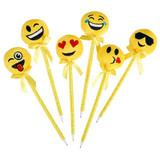Emoji Pens - 12 per pack - SKU J24670