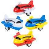 Pull Back Airplanes - 24 per pack - SKU J26030