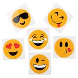 Emoji Tattoos - 144 per pack - SKU S11170