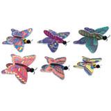 Butterfly Gliders - 12 per pack - SKU J19240