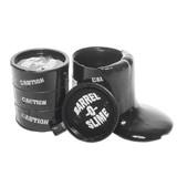 Black Barrel Slime - 24 per pack - SKU J25100