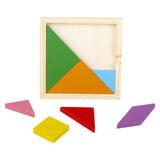 Wood Puzzles - 12 per pack - SKU U18690