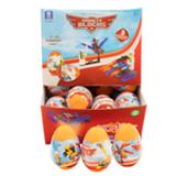 Block Assembly Toy Egg - Variety - 24 per pack - SKU U18380
