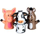 Farm Finger Puppets - 12 per pack - SKU J25960