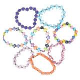 Animal Stretch Bracelets - 72 per pack - SKU J26060