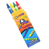 Four Crayons - Boxed - 12 boxes per pack - SKU S03230