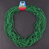 Metallic Green Necklaces - 12 per pack - SKU J18900