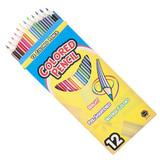 Colored Pencils - 12 pencils per box - 1 per pack - SKU F17230