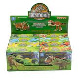 Dinosaur Block Assembly Set - 8 per pack - SKU F18540
