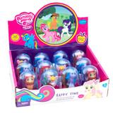 Pony and Sticker Set - 12 per pack - SKU F18550