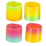 Rainbow Coil Spring, 12 ct