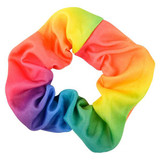 Rainbow Scrunchies, 12 ct