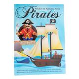 Pirate Sticker Book - 1 per pack - SKU EX0067D