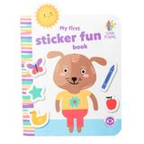 My First Sticker Book - 4 per pack - SKU EX0072