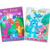 My First Coloring Book - 2 per pack - SKU EX0073