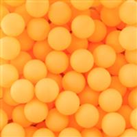 Ping Pong Balls - Orange - 144 per pack - SKU M03570
