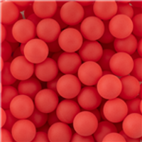 Ping Pong Balls - Red - 144 per pack - SKU M03710
