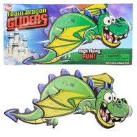 Foam Dragon Glider, 48ct