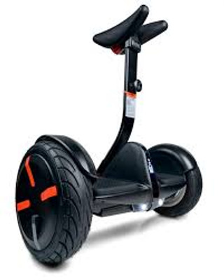 Significance of Using a Mini Segway in Present Day Context