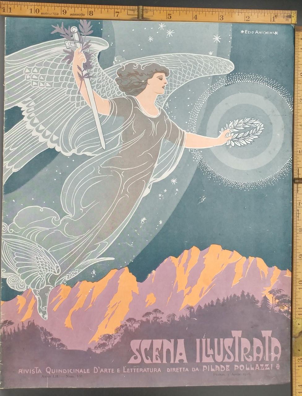 Art Nouveau Beauty Design
