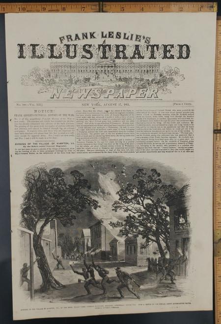 Civil War - Civilians - Page 1 - AntiqueEngravings4U