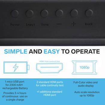 HDMI Display Tester