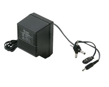 1000mA AC Adapter Universal Output Plugs